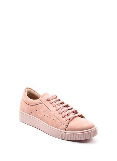 Sapin Sneaker Ayakkabı Pudra